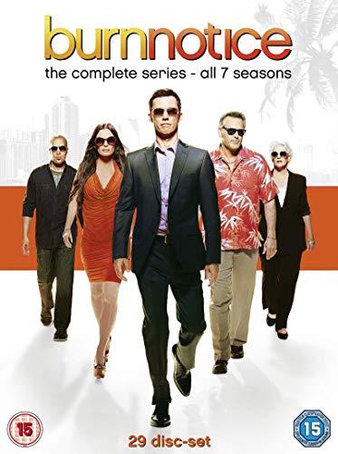 Burn Notice Seasons 1-7 DVD [UK Import]