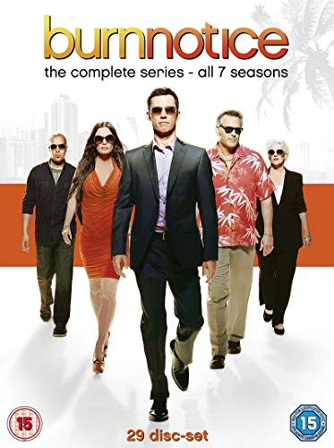 Burn Notice - The Complete Series 1-7 (29 DVDs)