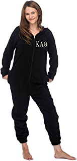 Kappa Alpha Theta Sorority Lounger Onesie