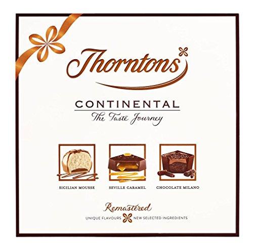 Thorntons Cioccolato continentale Parcel (432g)