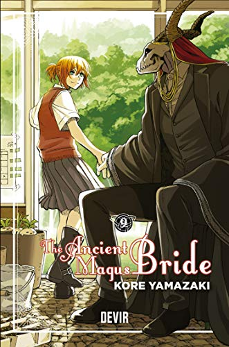 The Ancient Magus Bride: Volume 9