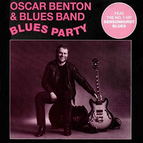 Oscar Benton & The Blues Band