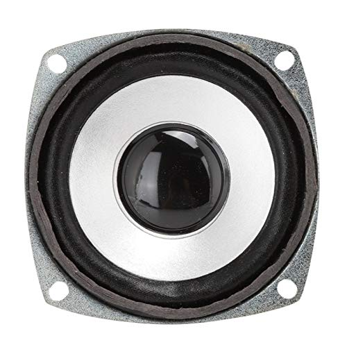 Garsent Altavoz de Audio de 3 Pulgadas y 4 W y 15 W Alta sensibilidad Alta Gama Altavoz de Audio de Doble Altavoz magnético
