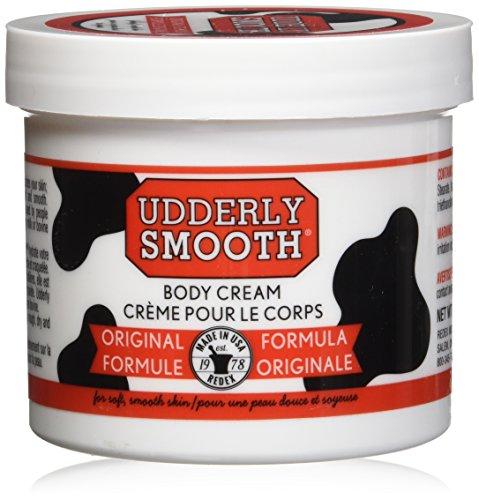 Udderly Smooth Body Cream 12 oz (Pack of 6)