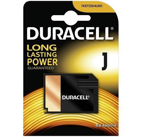 DURACELL 7K67, Batterie 6V VPE: 1 Stück
