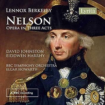 Berkeley: Nelson, Op. 41