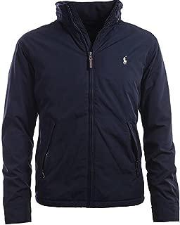 Perry Light Winter Jacket Fleece Lined XL Blue