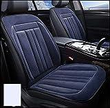 ZYDQ Verstellbares Heiz Wagen beheiztes Pad Auto-Off Timer Levels Sitzkissen mit Fast-Heizung-Technologie Auto-Sitzpolster -