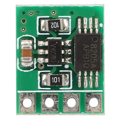 3,7 V oder 4,2 V Lithium-Batterie-Lademodul, Ladegerät-Überladungs-Entladungsschutzmodul mit Überlast-, Überlast-, Kurzschluss- und Überstromschutz