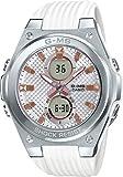 Casio Baby-G G-MS Ladies Stainless Steel Case Watch MSGC100-7A