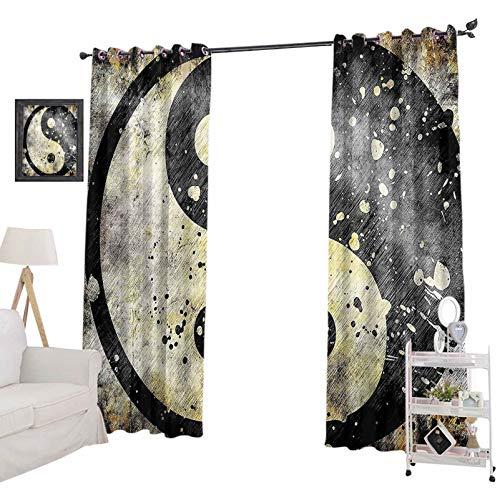 cortina zen de la marca YUAZHOQI