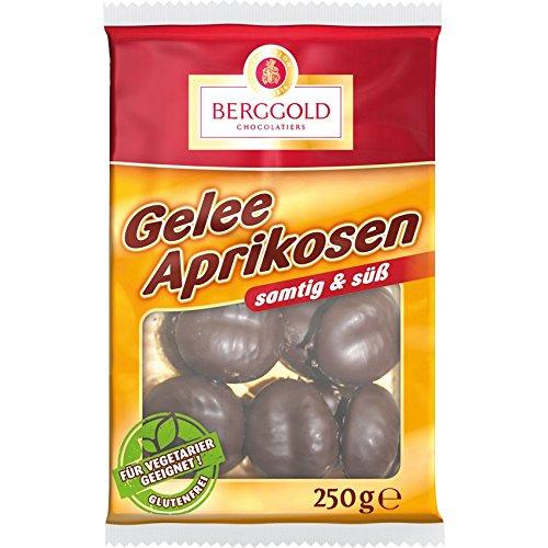 Berggold Gelee-Aprikosen 250g