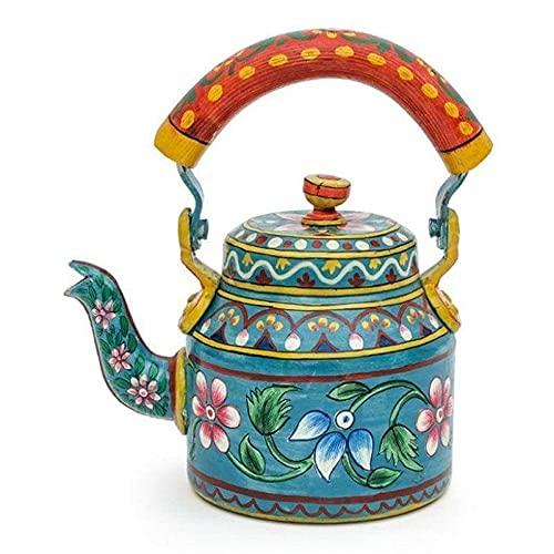 Handmade Tribal Kaushalam Breeze San Diego shop Mall Teapot: