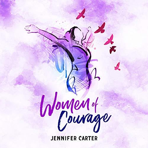 Couverture de Women of Courage