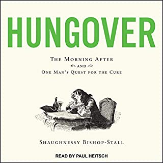 Hungover audiobook cover art