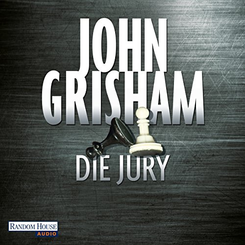 Die Jury audiobook cover art