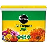 Miracle-Gro Engrais Soluble dans l'eau pour Gazon 2kg Engrais Soluble multiusages pour Plantes Pot 2 kilograms Marron