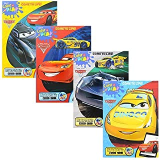 disney cars connect the dots