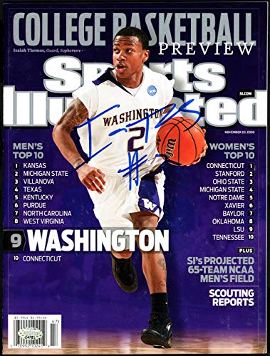 Brandon Roy Washington Huskies NCAA Hand Signed Indoor/Outdoor Basketball