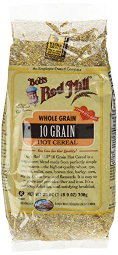 Bob's Red Mill 10 Grain Hot Cereal, 25-ounce