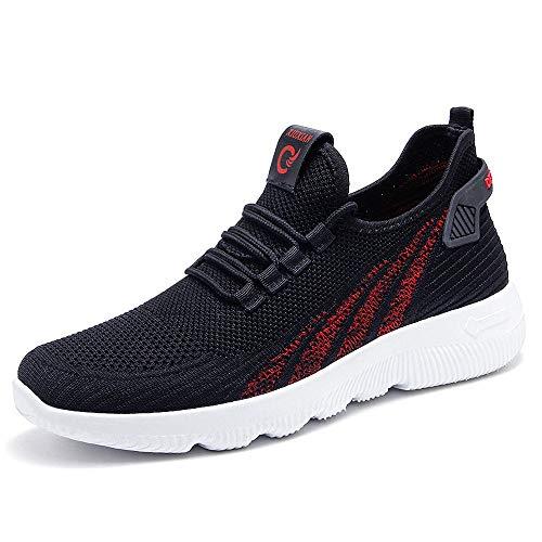 DKZK Zapatos Caminar Correr Hombres Mujeres Zapatillas Deportivas Zapatillas Deporte Que Absorben Los Golpes para Caminar Gimnasio Sneakers Jogging Fitness AtléTico Casual