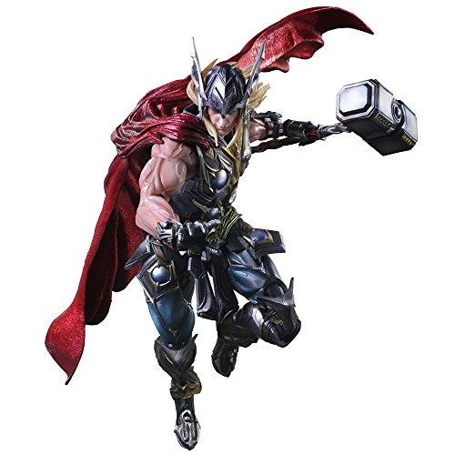 Square Enix Figurine Variant Play Arts Kaï - Thor (Marvel Comics)
