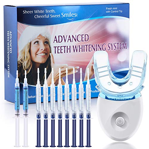 Top 10 Best Led Teeth Whitening Kits In 2020 Reviews Buyer S Guide