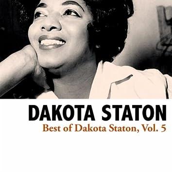 Best of Dakota Staton, Vol. 5