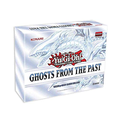 Yu-Gi-Oh! Cards: Ghost from The Past