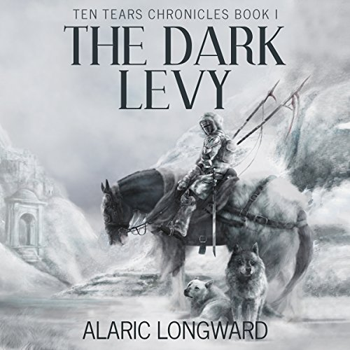 The Dark Levy audiobook cover art