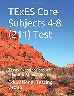 TExES Core Subjects 4-8 (211) Test: Texas Examinations of Educator Standards