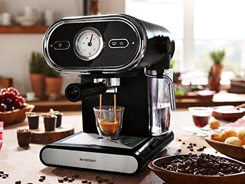 Cafetera eléctrica con triturador y dosificador, 3 años de garantía: Amazon.es: Hogar