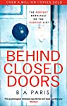 Behind Closed Doors (Harlequin (UK))...