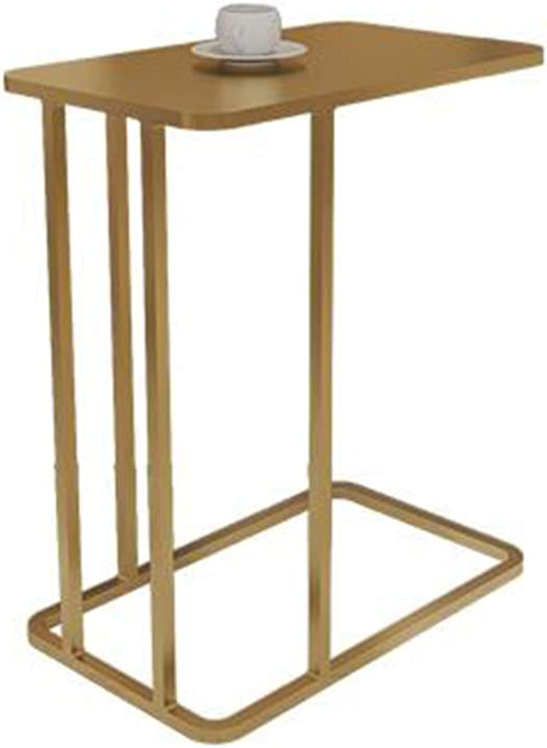 MEIDUO Snack Side End Table Fits Sofa Couch and Bed for Living Room and Office