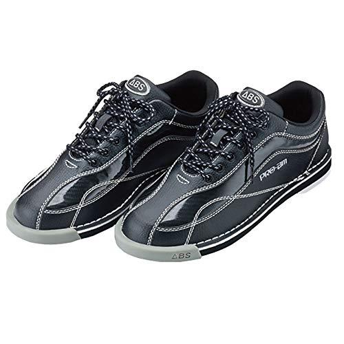 (ABS) ボウリングシューズ S-570 ブラック・ブラック 23.5cm 左右兼用 【ボウリング用品 靴】