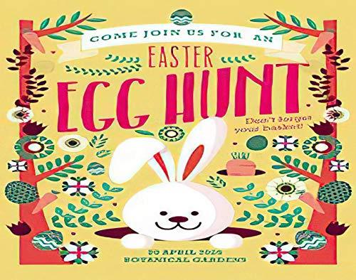 Y·JIANG Pintura de huevos de Pascua por números, pintura acrílica al óleo por números, para adultos y niños, decoración de pared, 40,6 x 40,6 cm