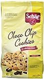 Dr. Schar Choco Chips Galletas - 4 Paquetes de 200 gr - Total: 800 gr