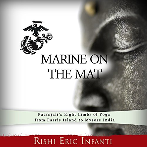 Marine on the Mat audiobook cover art
