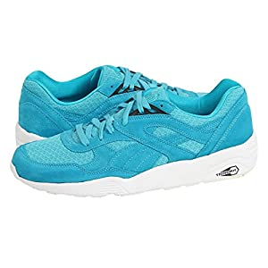 PUMA Men's R698 Allover Suede Fashion Sneaker