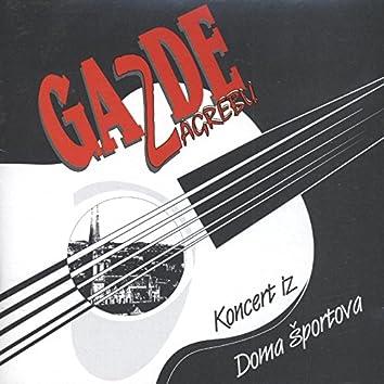 Gazde Zagrebu - Koncert Iz Doma Športova