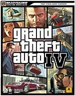 Grand Theft Auto Iv de BradyGames