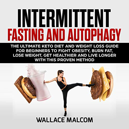 Intermittent Fasting and Autophagy audiobook cover art