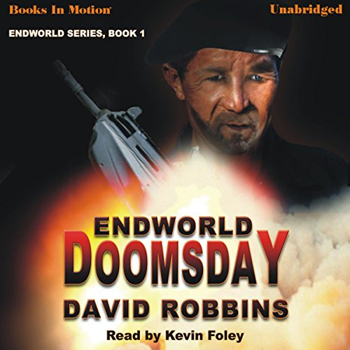 Endworld Doomsday audiobook cover art