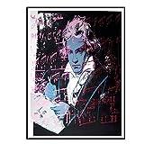 Swarouskll Andy Warhol Beethoven Poster Leinwanddruck Wand