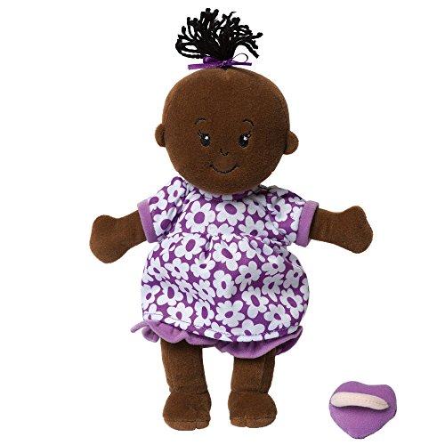Manhattan Spielzeug Wee Baby Stella Brown 30.48cm Soft Baby Doll