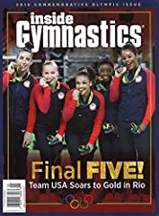 Back issue catalog Auto-Renewing All about gymnastics