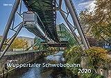 Wuppertaler Schwebebahn 2020 Bildkalender A3 Spiralbindung - Holger Klaes