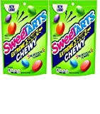 NEW Sweetarts Extreme Sour Chewy Candy, 11...