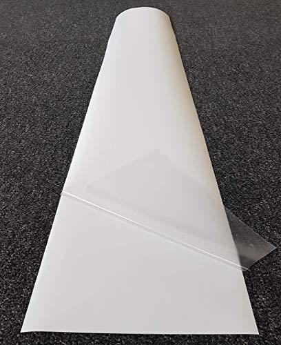 Wandschutzfolie unser Idealformat oder Wunschgröße Tapetenschutz selbstklebend MATT