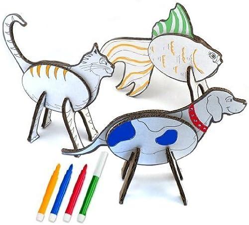 Tienda de moda y compras online. Topozoo Pets Create and Color Playset by Topozoo Topozoo Topozoo  Venta en línea de descuento de fábrica